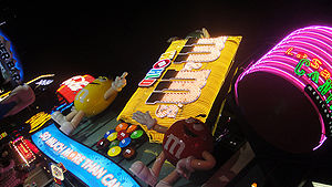 M&M's - M&M's World on the Las Vegas Strip