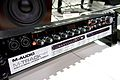 M-Audio M-Track Eight 8-channel USB audio interface - angled left - 2014 NAMM Show (by Matt Vanacoro).jpg