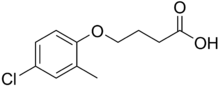Skeletal formula of MCPB