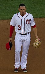 Cabrera jako zawodnik Washington Nationals