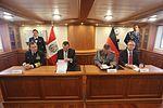 MINISTERIOS DE DEFENSA DEL PERÚ Y ALEMANIA FIRMARON ACUERDO DE COOPERACIÓN INSTERINSTITUCIONAL EN MATERIA DE DEFENSA (27232545510).jpg