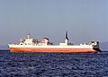 MS OSHIMA MARU2 leaving from Aomori port.jpg