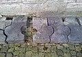 Maastricht, Sint-Servaasbasiliek, pandhof met bouwfragmenten 2.jpg