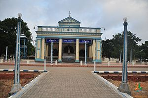 Mannar District - Shrine of Our Lady of Madhu