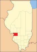 Madison County Illinois 1821