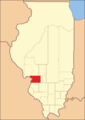 Madison County Illinois 1821.png