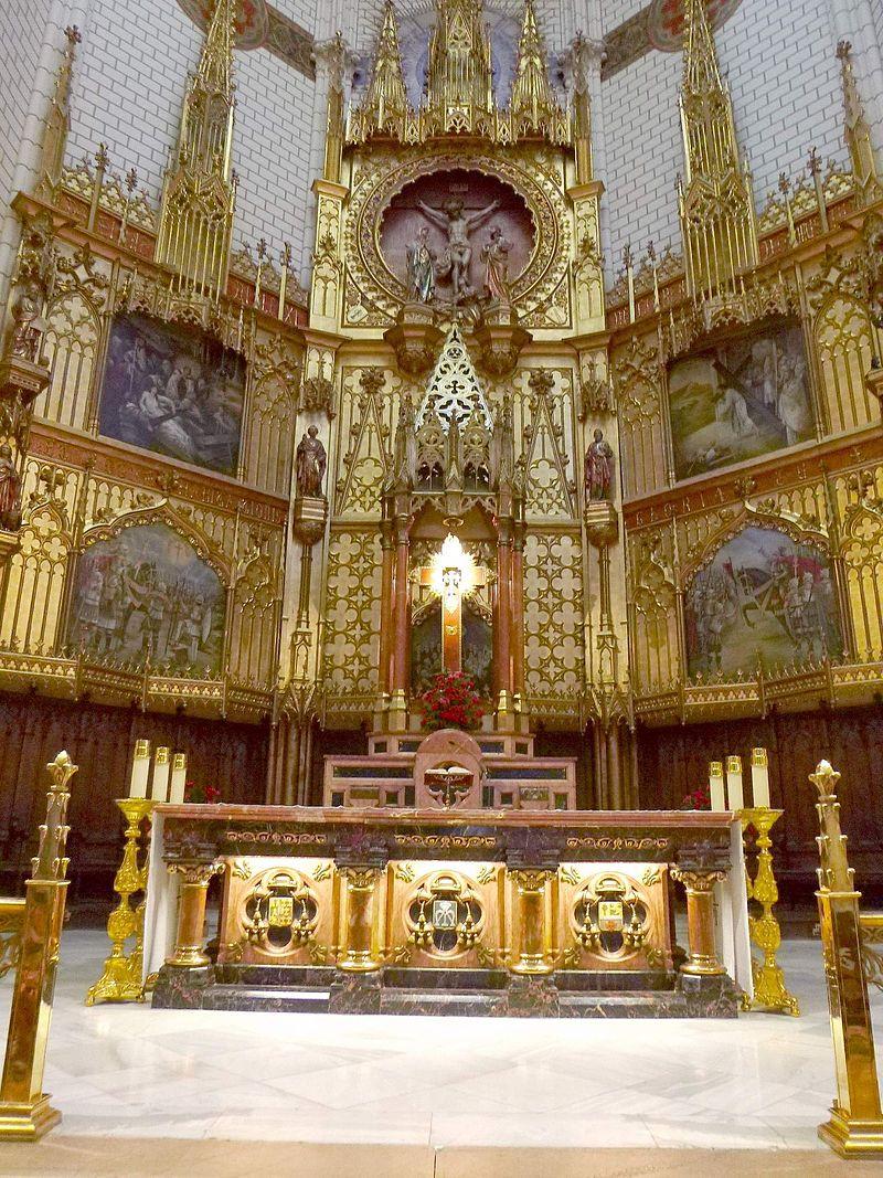 Madrid - Iglesia de Santa Cruz 19.JPG