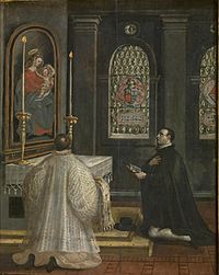 Maerten de Vos - St. Didacus in prayer.jpg
