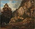 Magnus von Wright - Suopeltovuori in Haminalahti - A I 28 - Finnish National Gallery.jpg