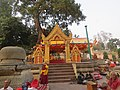 Mahabodhi temple and around IRCTC 2017 (87).jpg