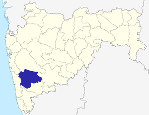 Satara district