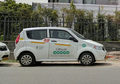 Mahindra e2o Plus battery electric car, cropped (1).png