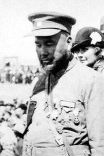 Mahmut Muhiti Chinese military officer