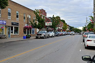 Whitchurch-Stouffville - Main Street, Whitchurch–Stouffville