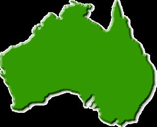 Mainland Australia Largest island of Australia