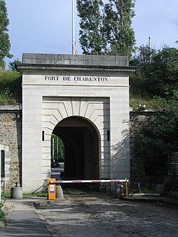 Fort de Charenton