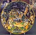 Majolika Urbino Wettstreit Apollo Pan makffm 5044.jpg