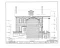 Major General Solomon Cowles House, Main Street, Farmington, Hartford County, CT HABS CONN,2-FARM,6- (sheet 7 of 11).png