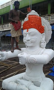 Making of idols for rath yatra.jpg