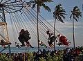 Manège de Noël à Coco Beach, Dar es Salaam 3.jpg