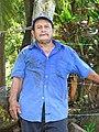 Man Strikes a Pose - Balgue - Ometepe Island - Nicaragua (31712863696).jpg
