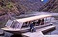 Man in Wheelchair boarding Hells Canyon Jetboat, Wallowa-Whitman National Forest (26432585595).jpg