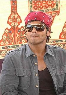 Manchu Manoj Indian actor