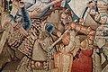 Manifattura fiamminga (prob. tournai), arazzo con la battaglia di roncisvalle, 1475-1500 ca. (v&a) 03.jpg