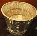 Manises, bacile con piede e lustro metallico, 1500-1525 ca. 02.JPG