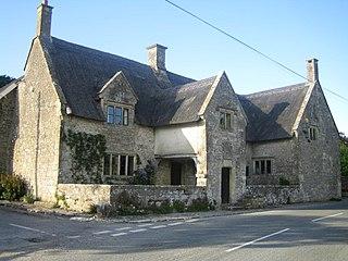 Lower Chicksgrove village in United Kingdom