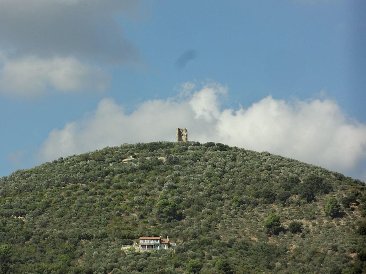 File manosque tour du mont d 39 wikimedia commons - Mont d or four ...