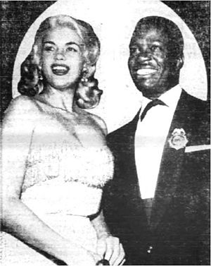 Tommy Smalls - Smalls with Jayne Mansfield