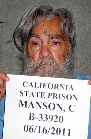 Charles Manson - Manson, age 76, June 2011