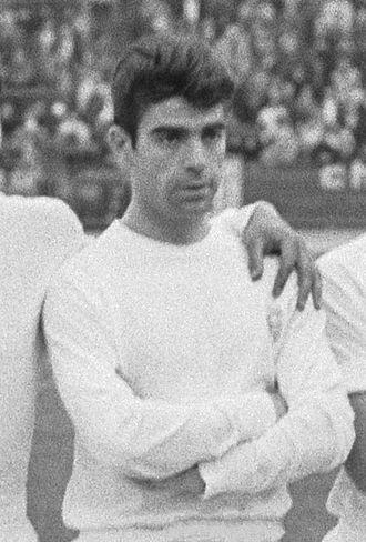 Manuel Sanchís Martínez - Sanchís in 1966