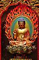 Many buddhas adorning the walls (8573984139).jpg