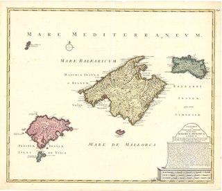 Gymnesian Islands island group