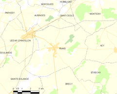 Map commune FR insee code 18194.png