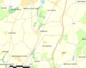 Map commune FR insee code 21290.png