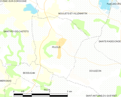 Map commune FR insee code 33344.png