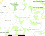 Map commune FR insee code 33427.png