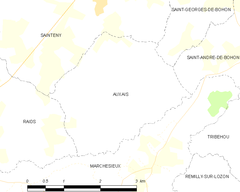 Map commune FR insee code 50024.png