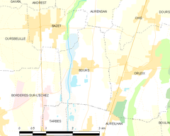 Map commune FR insee code 65108.png