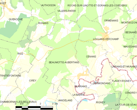 Map commune FR insee code 70059.png