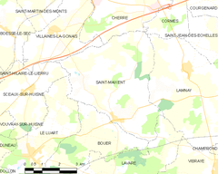 Map commune FR insee code 72296.png