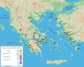 Map greek sanctuaries-he.svg