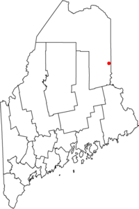 Map of Maine highlighting Houlton.png