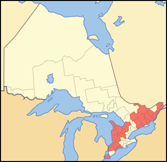 Counties of Ontario