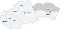 Map slovakia vranov.png