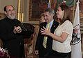 María Eugenia Vidal entregó la distinción de visitante ilustre al presidente de Austria (8252849430).jpg