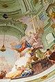 Maria Langegg Klosterkirche Kuppelfresko Detail 01.JPG
